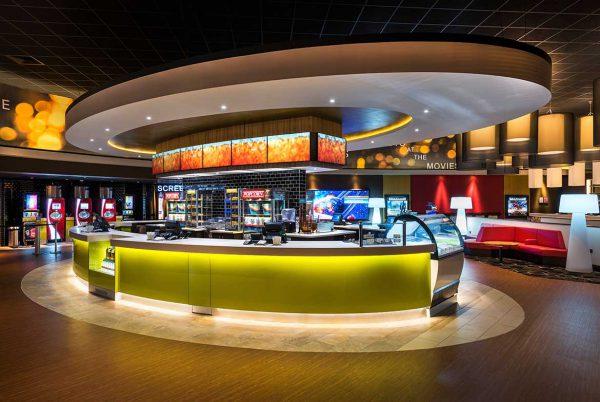 Bar and Restaurant Design, Cinema Design, Commercial Interior Design